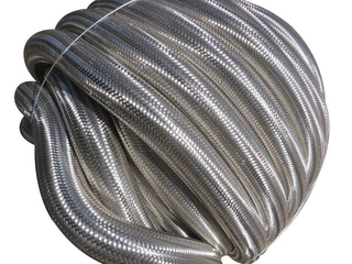 Car exhaust all sizes 316 stainless steel wire for exhaust flexible pipe
